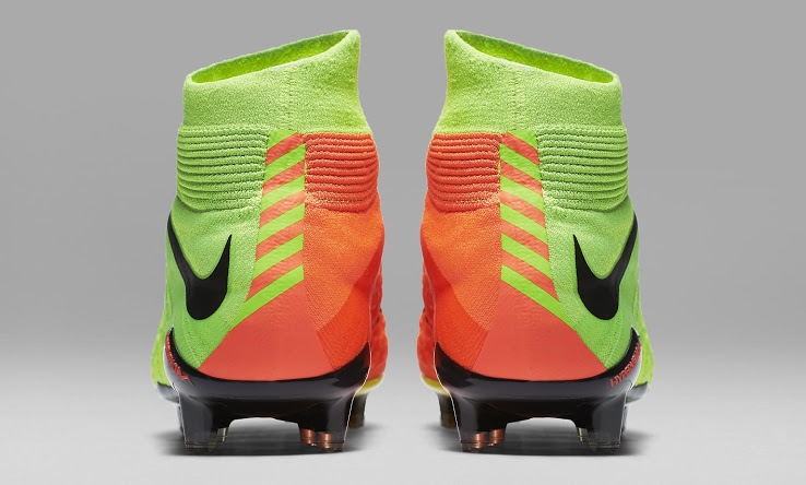 sale retailer d9501 c4232 ... usa save on nike hypervenom phantom iii fg electric green hyper orange  ff3e9 c351c